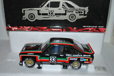 Minichamps 1/18 Ford Escort II RS 1800 Castrol Hahne ADAC Supersprint DRM 1976