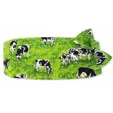 Cows in the Pasture Cummerbund and Bow Tie Set