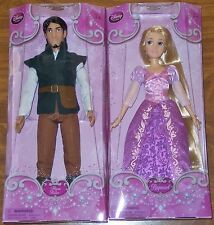 "Rapunzel Flynn Rider Disney Classic Princess Collection 12"" Dolls"