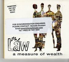 (FH681) The Law, A Measure Of Wealth - 2009 CD