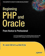 Beginning PHP and Oracle: From Novice to Professional (Expert's Voice)-ExLibrary