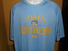 Southern University Jaguars Under Armour Shirt Adult Large nwt Free Ship Blue