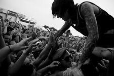 "018 Bring Me The Horizon - BMTH Metalcore Band Oliver Sykes 21""x14"" Poster"