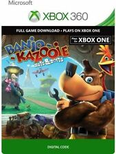 XBOX ONE & 360 * BANJO KAZOOIE NUTS & BOLTS Full Game Xbox Live Download Code