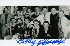 Bobby Plump legend inspiration for movie Hoosiers SIGNED 4x6 PHOTO AUTOGRAPHED
