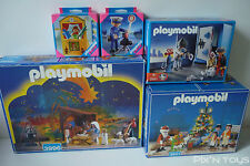 ►►►► PLAYMOBIL / Lot de 5 Sets / 3996, 3931, 3161, 4902, 4664 [New - Sealed]