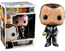 Supernatural-Crowley-Vinyl personaje-Ltd. metalizado Blood salpica-funko pop!
