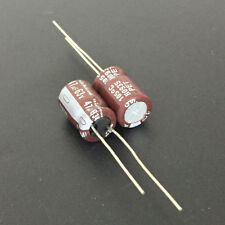 100pcs 47uF 63V Nichicon PM 8x12mm 63V47uF Super Low Impedance Capacitor