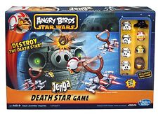 New Jenga Juego diseño de Angry Birds Star Wars Stormtrooper Destory Death Star