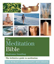 THE MEDITATION BIBLE / MADONNA GAUDING 9781841813660