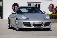 Rieger Spoilerstoßstange für Porsche 911 996 & Boxter 986 / NEU / RIEGER-Tuning