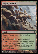 MTG RAGING RAVINE EXC - GOLA FURENTE - WWK - MAGIC