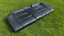 1994-1998 BMW E36 318ti Rear Seat Black Leather Bench fits M-Sport
