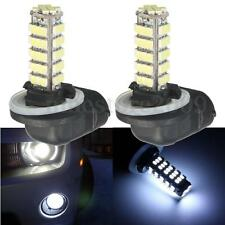 2x 68 SMD LED White Fog Driving Bulbs Lights 6000K 881 862 886 889 894 896 898