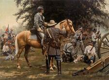 """""""The Truce"""" Don Stivers Commemorative Edition Civil War Giclee Print"""