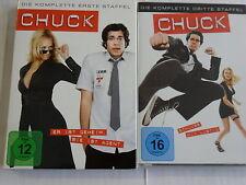Chuck - Komplette Erste und Dritte 1 + 3 'te Staffel - Deutsch / Englisch - BOX