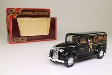 Models of Yesteryear Y-12/5; 1937 GMC Van; Goblin: Acorn Lights; Excellent Boxed