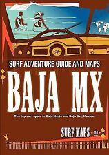 Baja Norte and Baja Sur by SurfMaps (2010, Paperback)