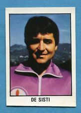 CALCIO FLASH 1981-82 Lampo Figurina-Sticker n. 147 - DE SISTI - FIORENTINA -New