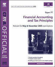 Financial Accounting and Tax Principles, Tom Rolfe