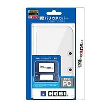 Hori PC Hard Protect Case Cover Clear for NEW Nintendo 3DS LL XL