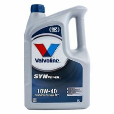 Valvoline Synpower Semi Synthetic 10W40 Car Engine Oil - 5 Litres