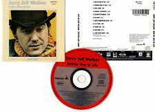 "JERRY JEFF WALKER ""Driftin' Way Of Life"" (CD) 1987"