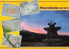 BT1317 an arctic circle monument and rock carvings polarsirkelen  norway