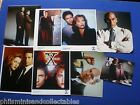 The X Files - 10 x 8 Photographs ( 8 Different ) 1990s