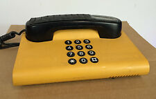 Denmark Vintage Atomic Space Age GNT Modern Mid Century Telephone Phone Danish