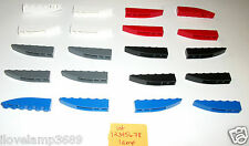 LEGO 42023 1x6 Inverted Slope Blue Red 4Sets 8157 10177 4953 7665 5892 7206 7644