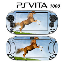 Vinyl Decal Skin Sticker for Sony PS Vita PSV 1000 Dancing Horse