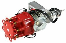 Dodge Chrysler Plymouth 413 426W 440 RB V8 Ready to Run HEI Distributor Red Cap