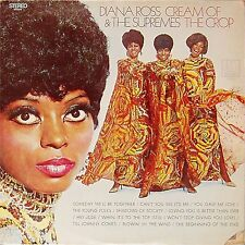 DIANA ROSS & THE SUPREMES 'CREAM OF THE CROP' US IMPORT LP