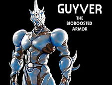 Japan Anime Bio Booster Armor Guyver 3 1/5 Figure Vinyl Model Kit 14inch