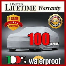 1983-1989 Alfa Romeo Spider CAR COVER - 100% Waterproof 100% Breathable