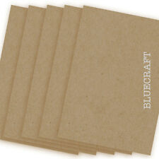 10 sheets x A4 Recycled Crafting Card 230gsm - 400 microns - 297 x 210mm