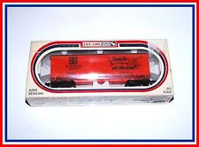 Life-Like HO Scale: Santa Fe _ The Grand Canyon Line _ Box Car _ (MIB)