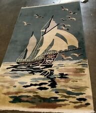 An Art Deco Chinese Rug