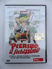 PIERINO IL FICHISSIMO Maurizio Esposito Film DVD