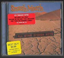 NEW FACTORY SEALED CD Smash Mouth - All Star: The Smash Hits