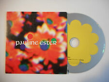 PAULINE ESTER : PEACE & LOVE ♦ CD SINGLE PORT GRATUIT ♦