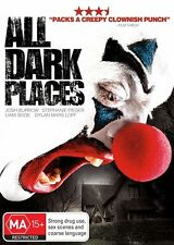 A7 BRAND NEW SEALED All Dark Places (DVD, 2013) Horror Movie