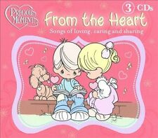 From The Heart: Songs Of Loving, Caring And Sharing [Box] Various 3 CD Set NEW