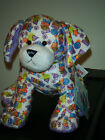 "WEBKINZ PEACE ""N"" LOVE PUPPY NEW with SEALED UNUSED CODE TAG"