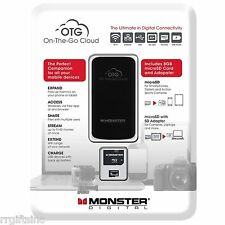 Monster On-The-Go-Cloud Storage,Hard Drive