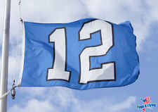 "3x5 ""12"" Flag Seattle Seahawks Outdoor Nylon Flag"