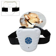 Ultrasonic Dog Bark Control collar pet safe outdoor bark control Training Device