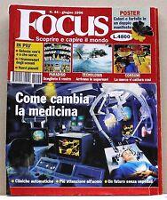 FOCUS [N. 40 - febbraio 1996]  (possibilità di spedizione a 2,00 euro)
