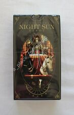 NEW Night Sun Tarot Deck Cards Lo Scarabeo Fabio Listrani DISCOUNTED DENTED BOX